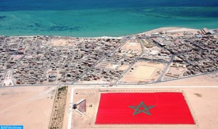 "DRAPEAU-DAKHLA-508x300-1-2_1 Sahara: US decision Shows How ""Strategic"" are Peace and Stability in Maghreb, Sahel or Middle East - Embassy of Morocco in South Africa 